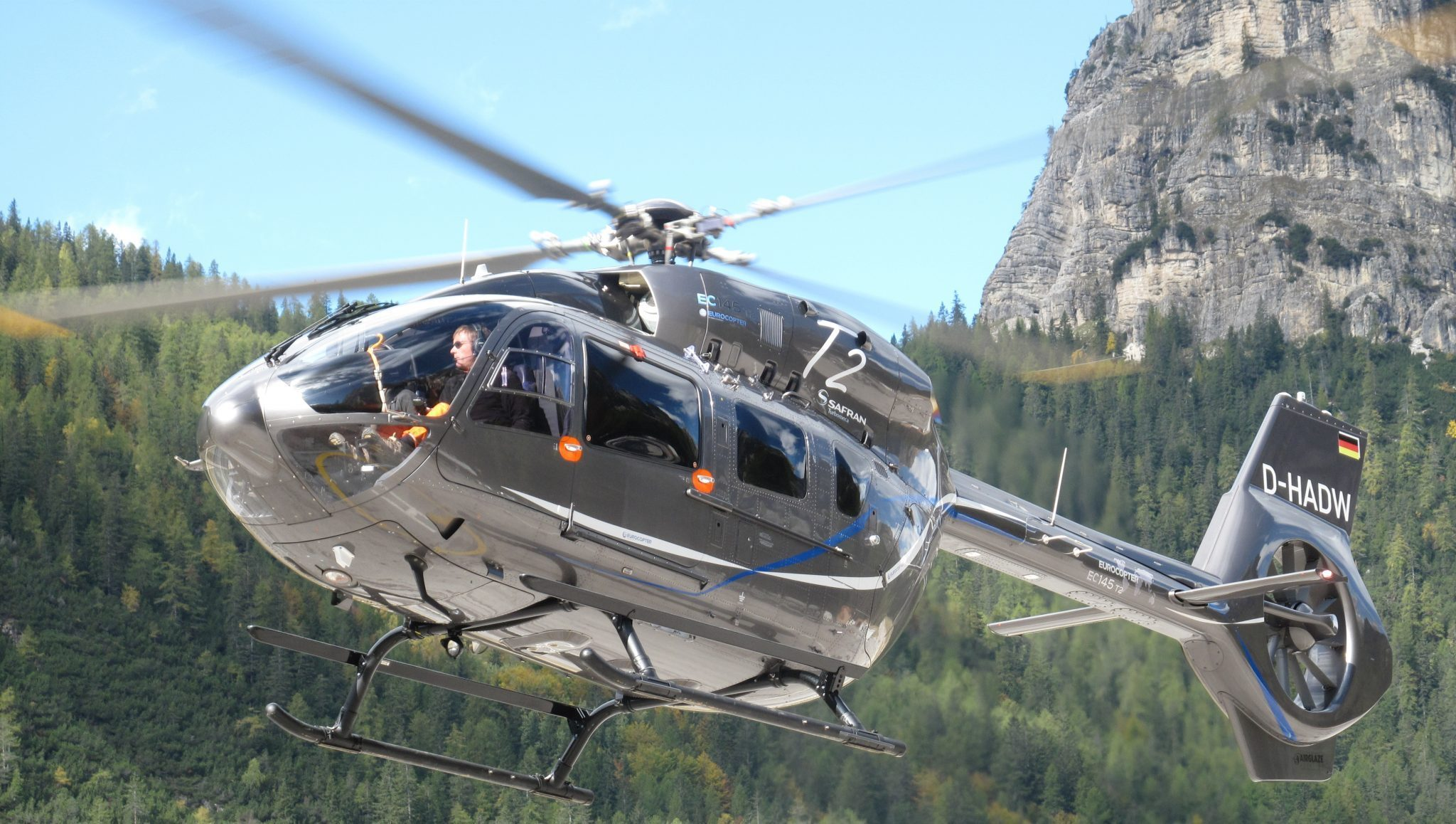 Extended scope of work - Helicopters Italia